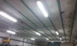 rekonštrukcia osvetlenia - montáž